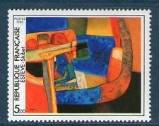 TIMBRE N° 2413 NEUF XX LUXE - SKIBET DE MAURICE ESTEVE