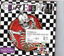 Cypress Hill -whats Your name cd single