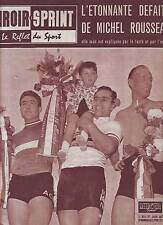 10/08/59 miroir sprint  n°688 CHAMPIONNAT DU MONDE PISTE MASPES BAHAMONTES