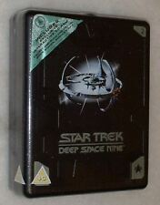 Star Trek Deep Space Nine DS9 Season 2 Two - DVD Box Set - Hard Case NEW SEALED