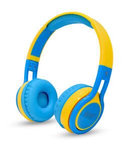 Contixo Kids Best 2020 Bluetooth Wireless Over-Ear Headphones Headset Earphones
