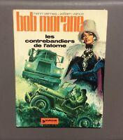 VANCE.Bob Morane. Les contrebandiers de l'atome. Dargaud 1974 EO
