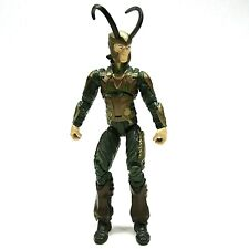 "Marvel Avengers Loki 5"" Tall Action Figure Hasbro 2011"