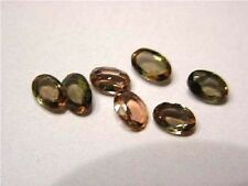 Andalusite gemstone 6x4 oval vs colorshift untreated one stone per winner