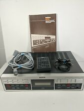 REVOX B225 CD PLAYER Rare With Remote and Manual