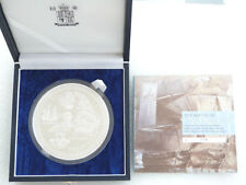 2005 Royal Mint Battle of Trafalgar £50 Fifty Pound Silver Kilo Coin Box Coa