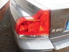 VOLVO S60 GENUINE PASSENGER SIDE REAR LAMP ASSEMBLY 2006 FACELFT CAR BREAKING