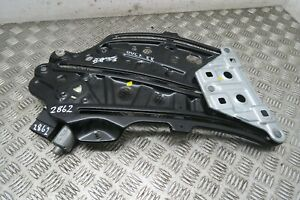 2014 VW GOLF MK6 CONVERTIBLE REAR RIGHT DRIVERS WINDOW MOTOR REGULATOR REF2862