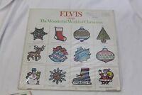 40 Christmas LP Records Various Artists NO Duplicates Elvis Presley lot C