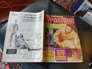 Inside Wrestling June 1974 Magazine Jack Brisco Chief Jay Strongbow Ernie Ladd