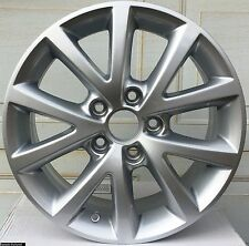 "1 New 16"" Wheel Rim for 2010 2011 2012 2013 2014 2015 VW Volkswagen Jetta -143"