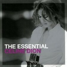 "CELINE DION ""THE ESSENTIAL"" 2 CD NEW+"