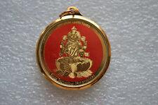 Sri Shri Dhan Laxmi Maha Lakshmi Laxmi Yantra Kavach Amulet - Very High Quality