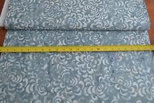 By 1/2 Yd, Blue & Gray Batik, Indonesia, Hoffman/K-2471-76 Pewter, B491