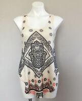 Gaze Anthropologie Womans Tank Top Size S Small
