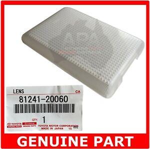 GENUINE Toyota Hilux LandCruiser Corolla Middle Interior Dome Light Lamp Lens
