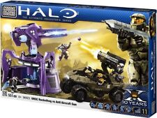 Mega Bloks Halo UNSC Rockethog vs. Anti Aircraft Gun Set #96923