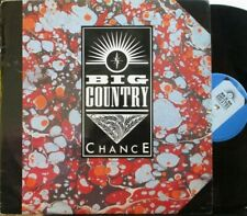 """BIG COUNTRY ~ Chance ~ 12"""" Single PS"""