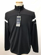 Callaway Weather Series Long Sleeve Caviar 1/4 Zip Pullover Men's Size Small