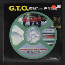 RONNY & DAYTONAS: G.t.o. LP Sealed (180g reissue, slight corner bend)