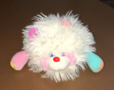 Vintage Mattel Puffling Popples Plush Toy 80s Mini Pocket Stuffed Animal 1986