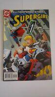 Supergirl #52 January 2001 DC Comics David Kirk Riggs