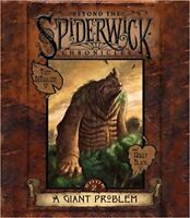 Beyond the Spiderwick Chronicles an Audiobook on CD, read by Andrew McCarthy