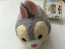 New Disney Genuine Tsum Tsum Thumper From Bambi Rabbit Plush Toy grey rabbit