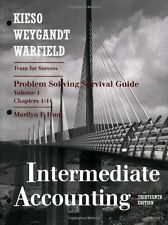 Intermediate Accounting, Chapters 1-14, Problem Solving Survival Guide (Volume 1