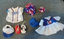 TY Beanie Baby cheerleader outfit