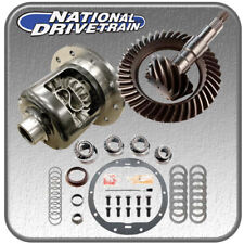 RING AND PINION, BEARING INSTALL KIT & NEW POSI - GM 8.6 10 BOLT - 4.10 RATIO 30