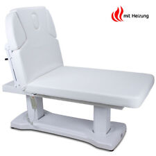 Behandlungsliege Therapieliege Massageliege Heizung Elektrisch Salon Spa 003818H