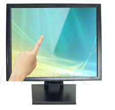 "ANGEL POS 17"" Touch Screen LED TouchScreen Monitor Retail Kiosk Restaurant Bar"