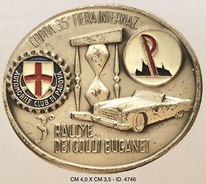 """Padova Automobile Club 3° Rally del Colli Euganei 35a Coppa Inter. Auto """"4746"""""""