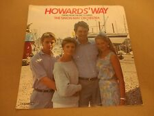 """THE SIMON MAY ORCHESTRA """" HOWARD'S WAY """" FROM BBC TV SERIES 7"""" SINGLE P/S EX/EX"""