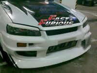 Fit for NISSAN 1999-2004 SKYLINE R34 GTT Hood Lip