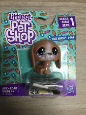 Littlest Pet Shop Single Basset Hound Dog Rover Hounder 1-106