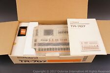 Roland TR-707 T707 Fully Working Serial # 4708**