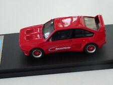 ALEZAN MODELS . 1/43 . ALFA ROMEO SPRINT GIOCATTOLO . V8 . 1986 .