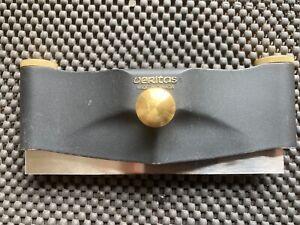 veritas cabinet scraper holder and scraper blade