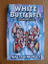 Walter Mosley White Butterfly 1st SC Advance Reading Copy ARC SIGNED Fine