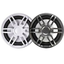 Fusion 010-02198-20 XS-SL10SPGW XS Series Marine Subwoofer-Sports White and Grey