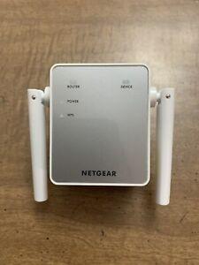 NETGEAR AC750 EX3700 Wireless Dual Band Signal Booster & Repeater
