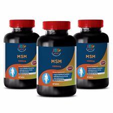 muscle gainer - MSM 1000MG 3B - msm liquid capsules