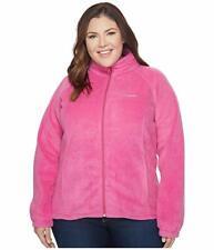 TWO Columbia Women's Benton Springs Full Zip Fleece Jackets 3XL 1372112/697/587*