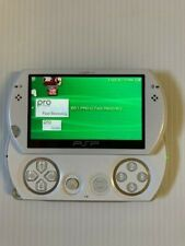 Sony PSP Go Pearl White Handheld System 661 PRO-C *READ DESCRIPTION*