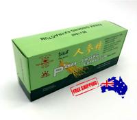 PANAX GINSENG EXTRACTUM Oral Liquid 30 Bottles X 10 ML