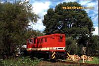Eisenbahn Motiv-Postkarte Lok Lokomotive Weißeritztalbahn bei Dippoldiswalde