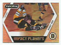 2017-18 UD Synergy Impact Players #IP32 Bobby Orr Boston Bruins