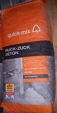 *** quick-mix  RUCK-ZUCK BETON, 25 kg, Schnellbeton Zaunpfahl, Wäschespinne